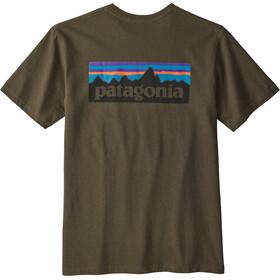 Patagonia M's P-6 Logo Responsibili-Tee Sediment